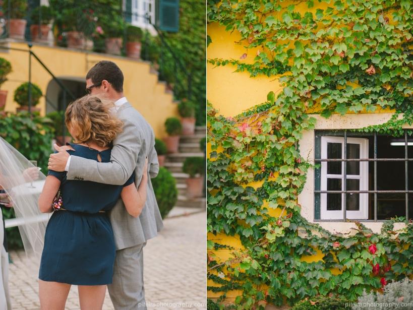 Destination wedding Portugal Quinta de Sant´Ana