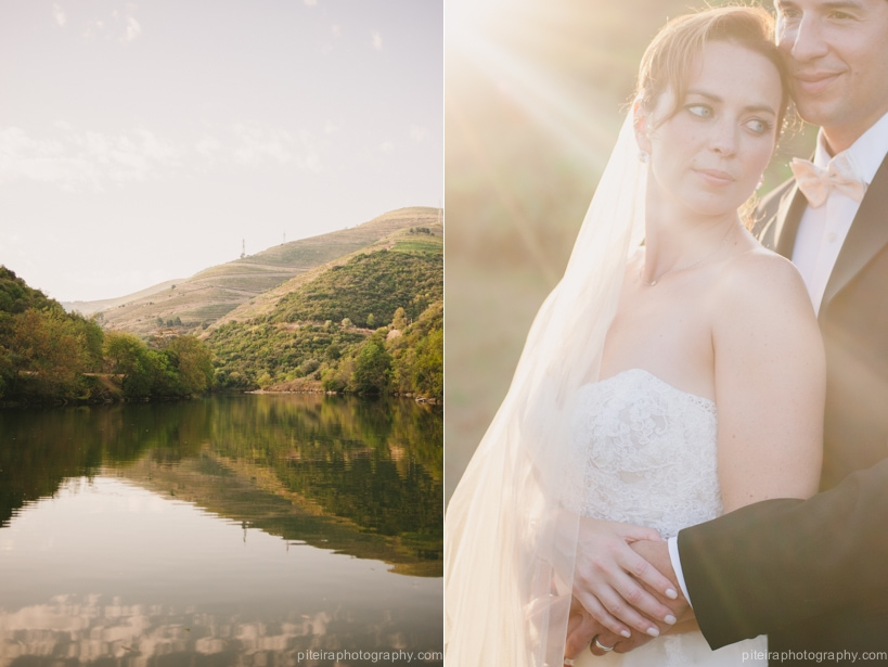 Elopement on the Douro river Portugal