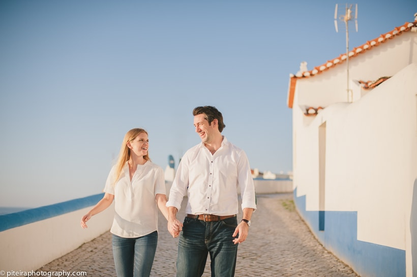 Engagement Photography in Ericeira Portugal