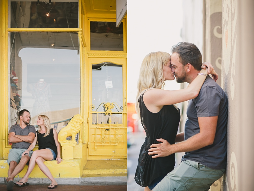 Engagement in Cape Town