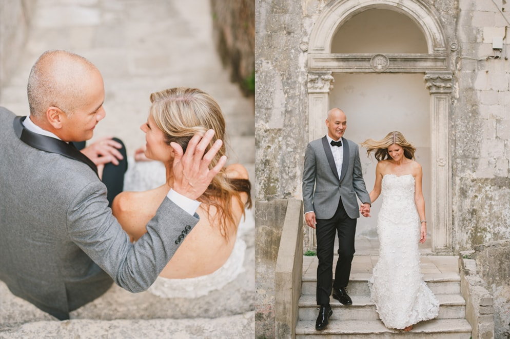 Wedding Photographer Dubrovnik Croatia