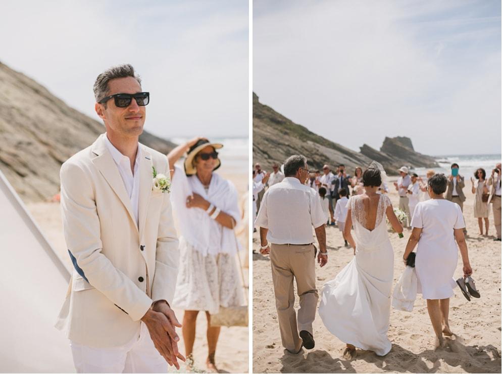 Alentejo Beach Wedding Costa Vicentina