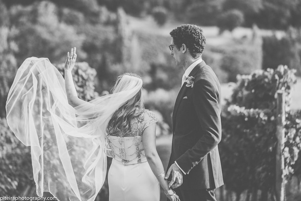 Wine Farm Wedding in Portugal