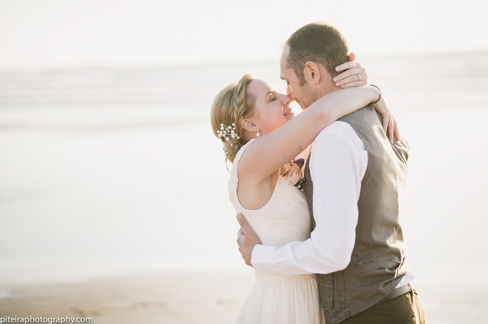 Destination wedding on the Costa Vicentina