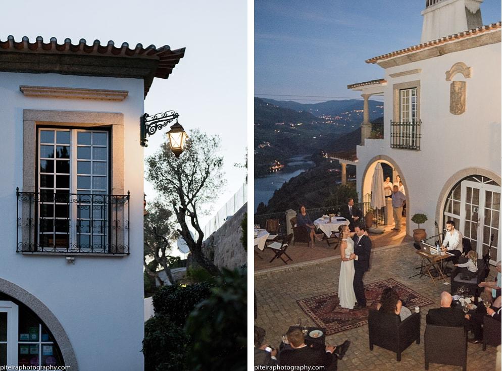Elopement in the Douro