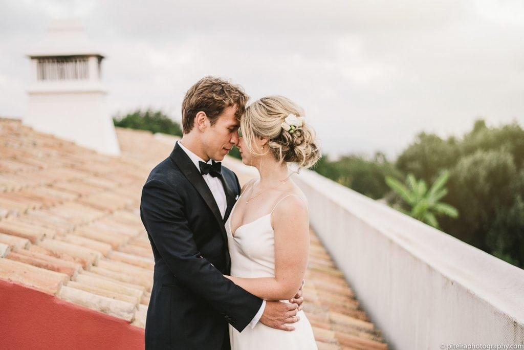 destination wedding in the algarve