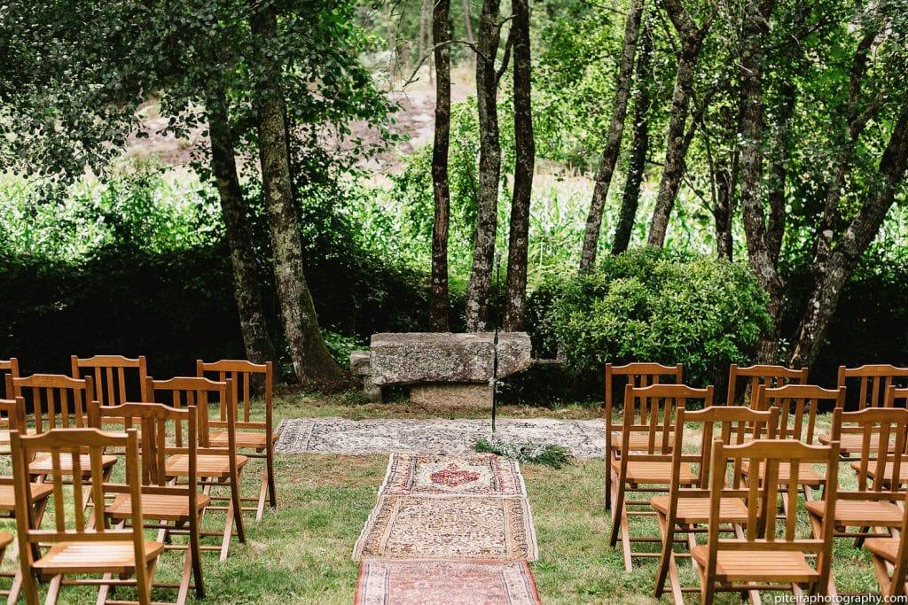 Bohemian Destination Wedding Portugal