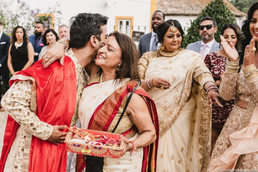 Hindu wedding in Portugal