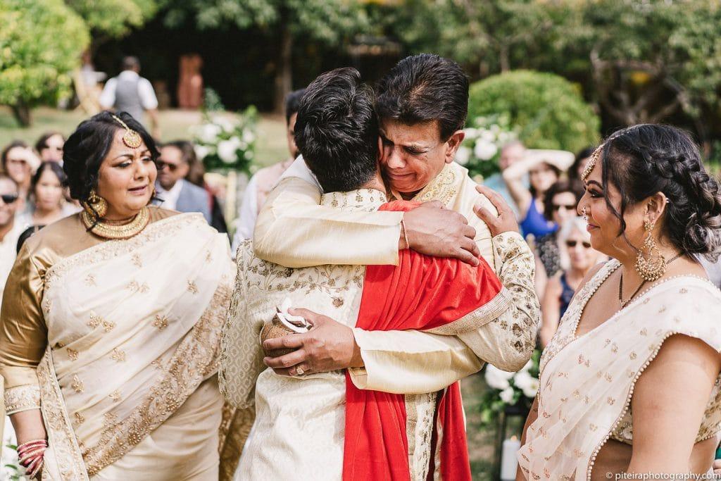 Hindu wedding in Portugal