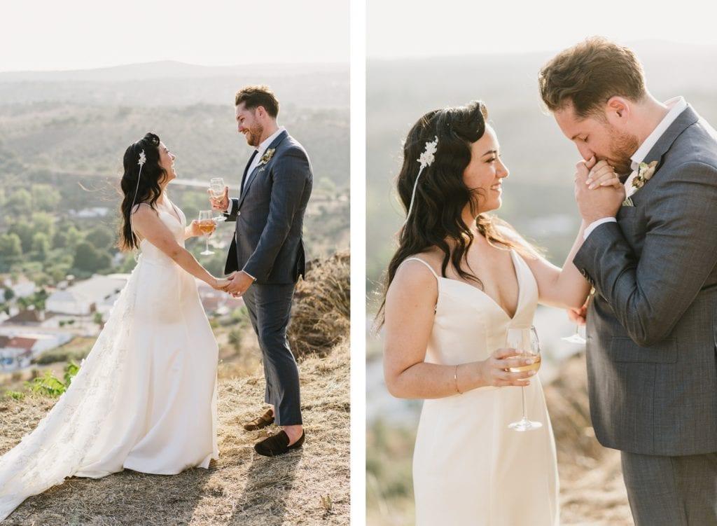 Outdoor Alentejo Wedding