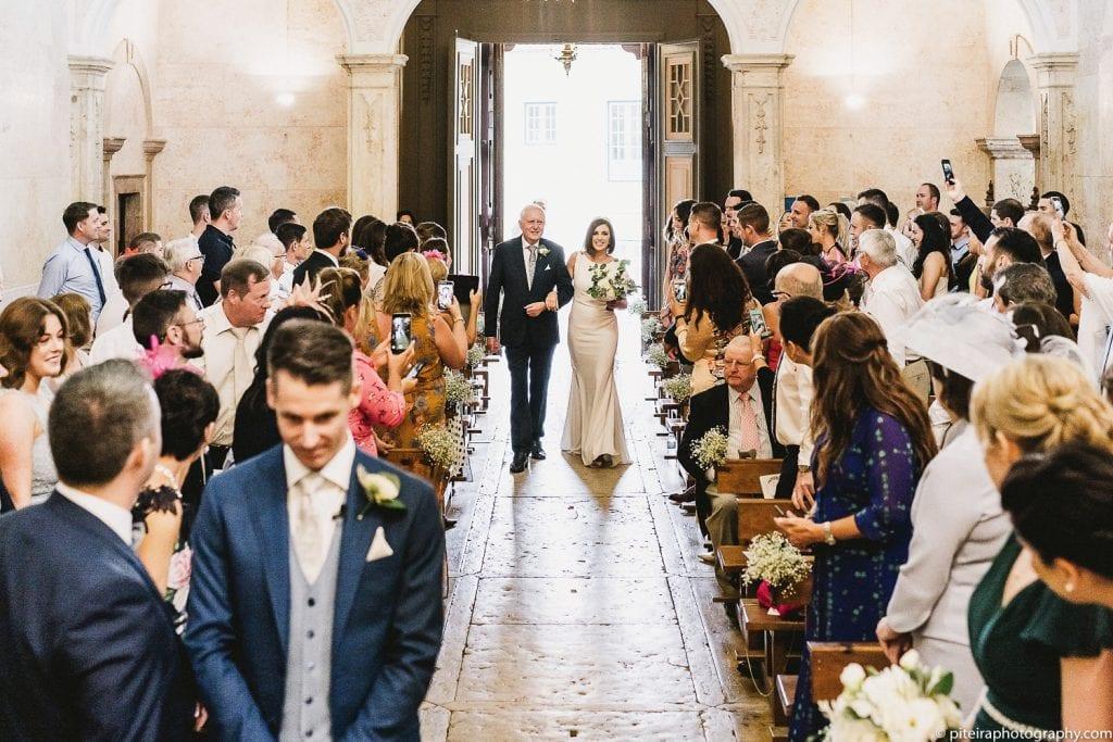 wedding at quinta de sant´ana