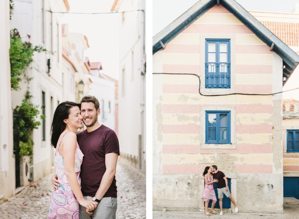 Couple Photoshoot in Cascais | Wedding Photographer Portugal