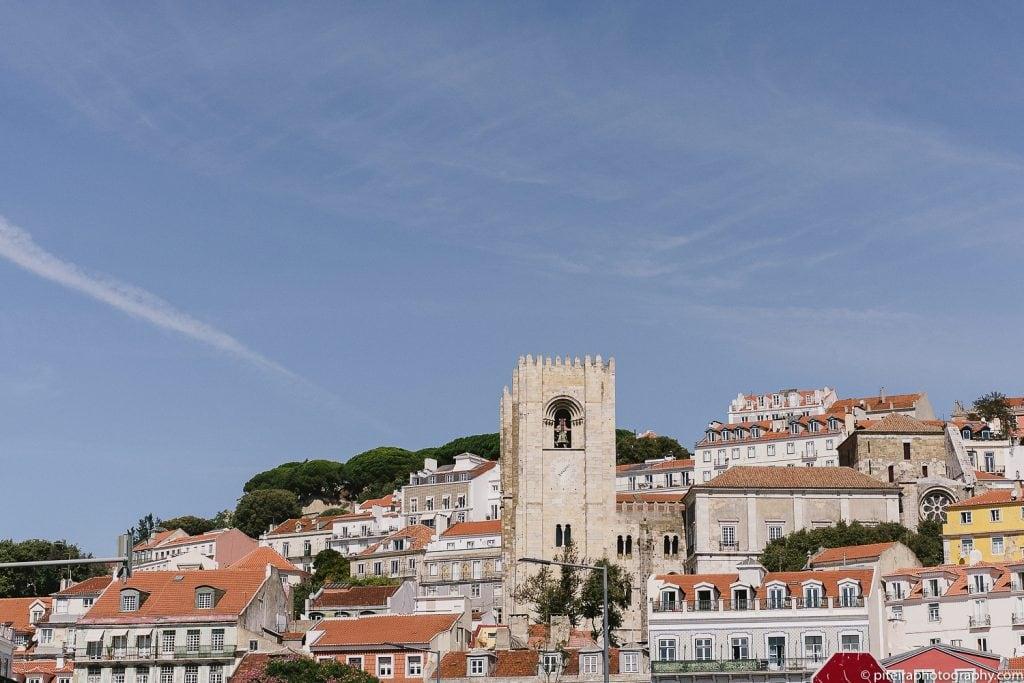 Elopement in Lisbon, Portugal