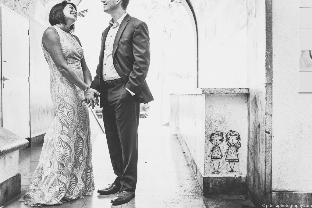 Elopement in Lisbon, Portugal