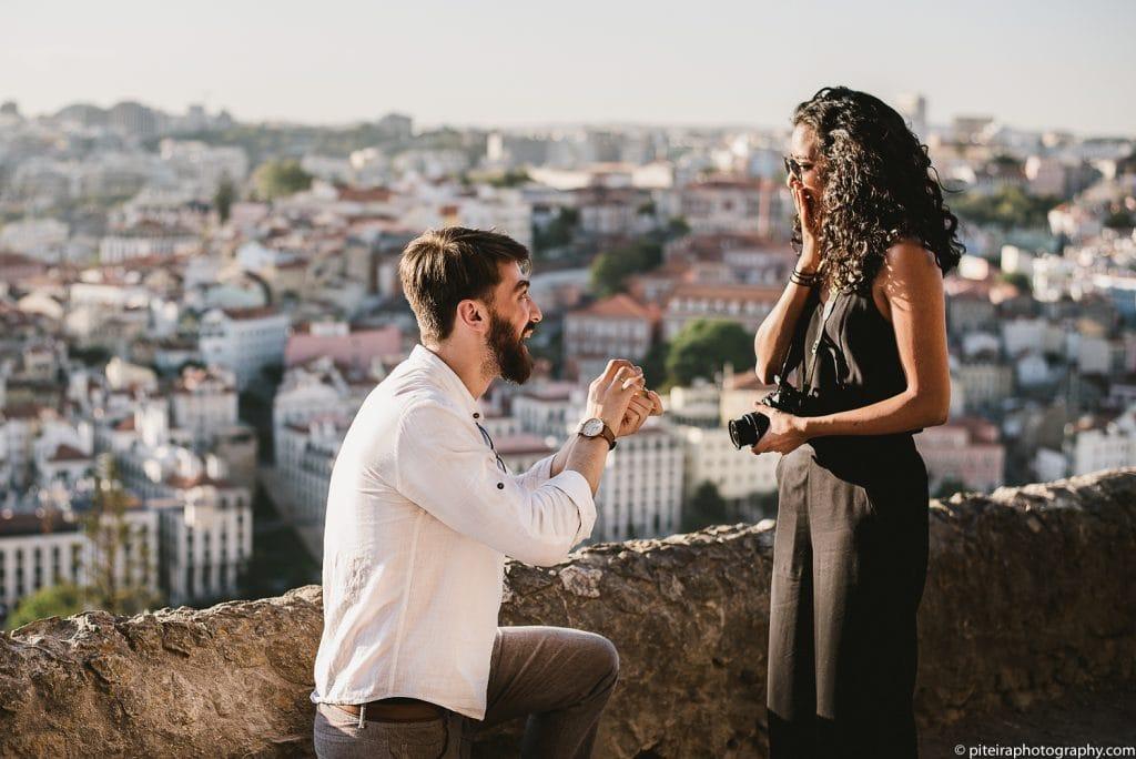 Proposal in Lisbon