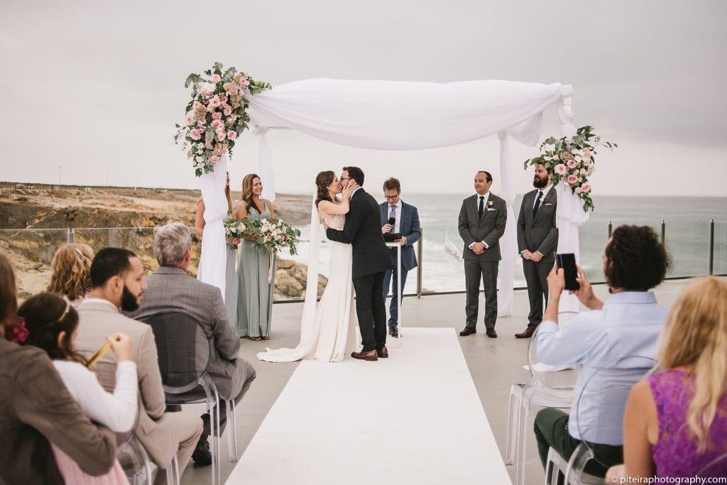 wedding in guincho portugal