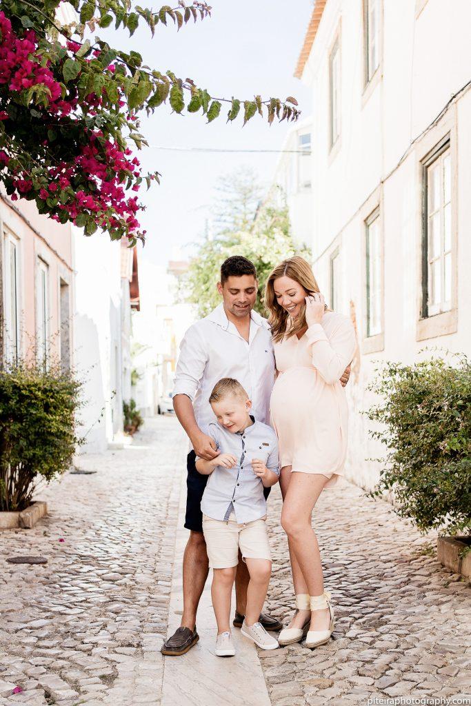 Fotografia de familia Portugal