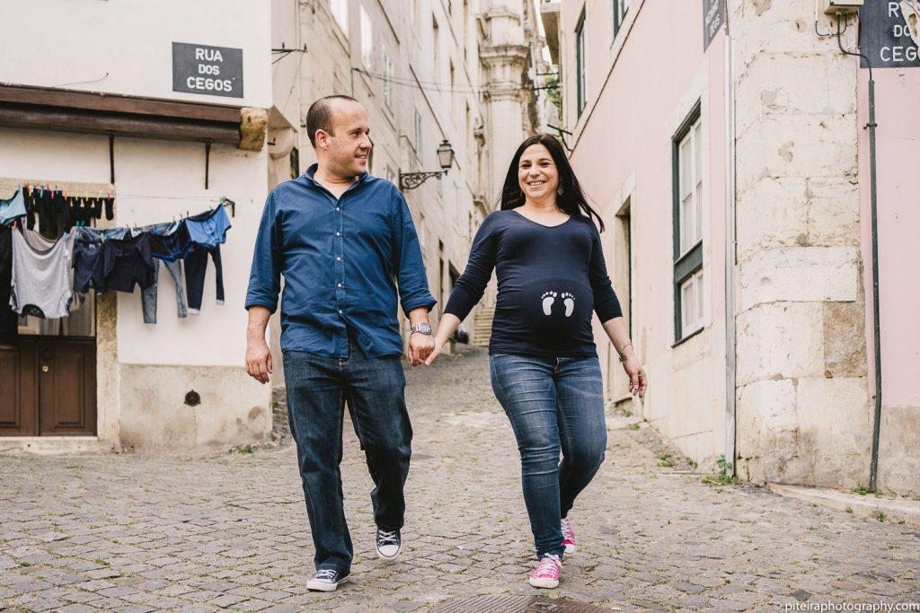 fotografia de maternidade portugal