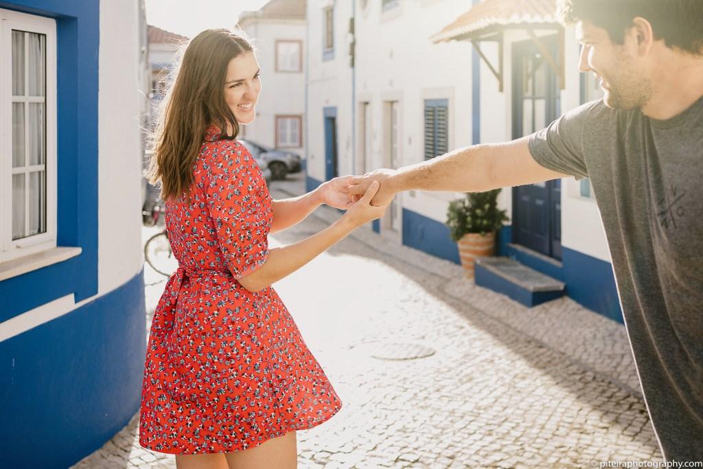Couple Photo shoot in Ericeira